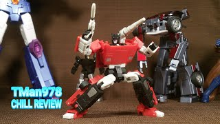 Magic Square MS-B07 Red Cannon 3rd Party Sideswipe CHILL REVIEW