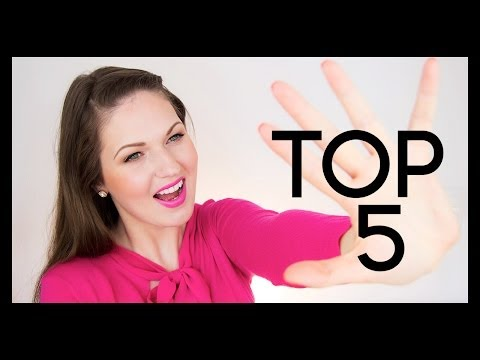 5 DRUGSTORE PRODUCTS You Need to Try!!