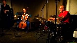 BUTCHER  TURNER  MARSHALL at CAFE OTO  AUGUST 2017  # 3