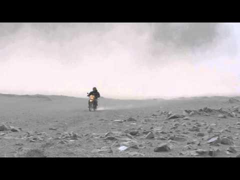 Tormenta de arena Embalse del Yeso