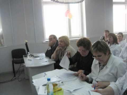 Смотр-конкурс Лучшая медицинская команда 2011