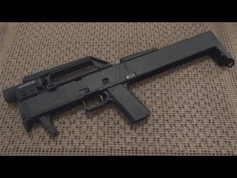 (Review) Magpul PTS Folding Pocket Gun (FPG) KSC G18C Metal Slide Version