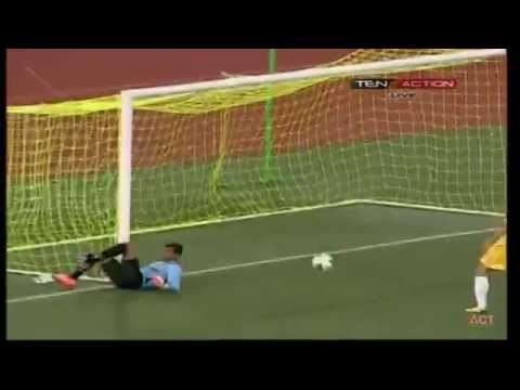 Hero I-League 2015 Royal Wahingdoh (4) vs Salgaocar FC  (2) 3-5-2015