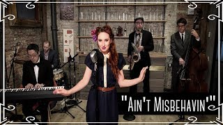"""""""Ain't Misbehavin'"""" Jazz Standard Cover by Robyn Adele Anderson"""