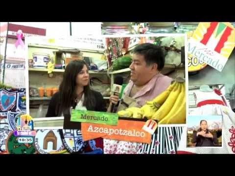 Mercado de Azcapotzalco: Mariscos y Coctéles de Fruta