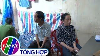 THVL | Phát hiện cơ sở sản xuất giấm ăn bằng axit và nước lã tại Quảng Ngãi