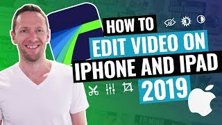 How to Edit Video on iPhone & iPad: LumaFusion Tutorial (2019!)