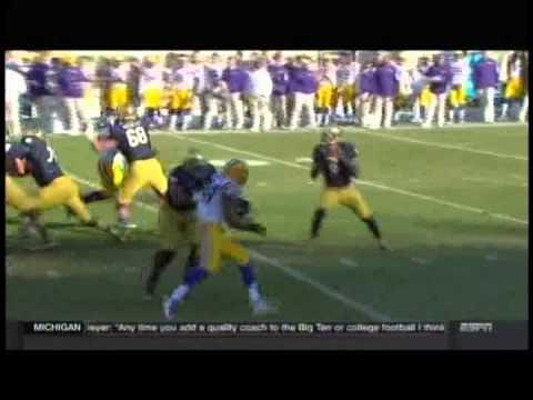 Malik Zaire Notre Dame Highlights