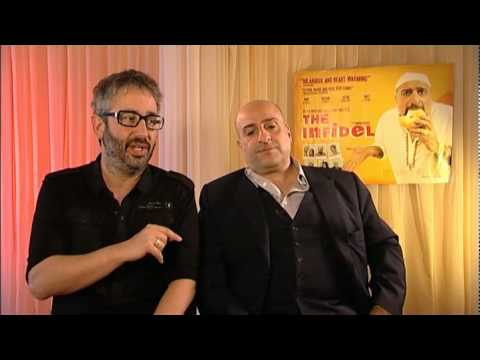 David Baddiel and Omid Djalili talk The Infidel