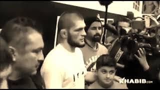 """I believe in One God, and this is my religion..."" #Khabib"