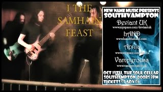 Watch Vampyrouss I The Samhain Feast video