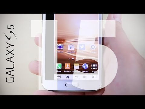 15 Samsung Galaxy S5 Tips And Tricks video