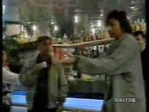 Gianna Nannini & Serena Grandi a TAXI 1995