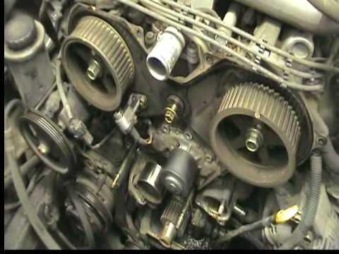 Toyota timing belt YouTube