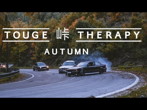 BEAST GARAGE - Touge 峠 THERAPY 2 - AUTUMN