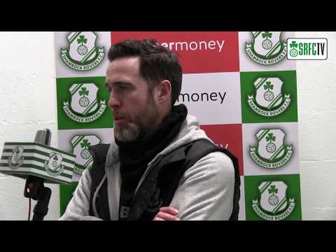Stephen Bradley Post Match Interview v Sligo Rovers - 15th March 2019