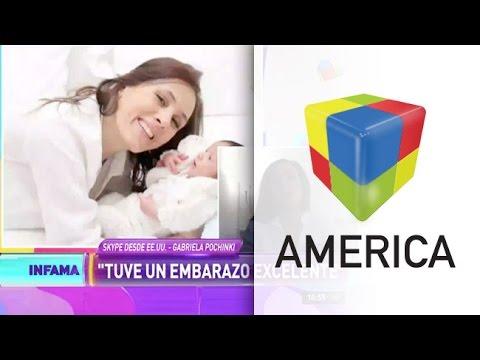 La dura lucha de la cantante Gabriela Pochinki por ser mamá