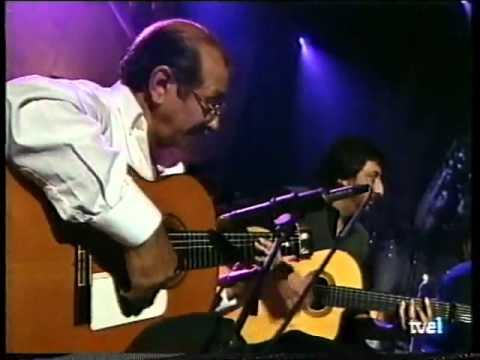 Dale el aire - Alejandro Sanz, Antonio Carmona (ketama) y Juan Habichuela