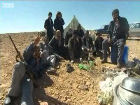 BBC Nalut_2011  نالوت ليبيا , ثورة 17 فبراير