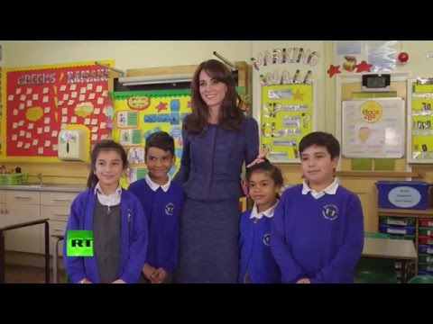 Kate Middleton channels Diana in Mental Health message