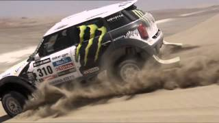 Stage 3 - Car/ Bike - Stage Summary (Pisco Nazca)