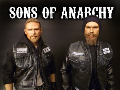 Sons of Anarachy 12 inch custom figures