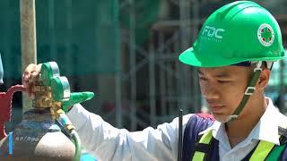 Chuyên ngành Xây dựng dân dụng và Công nghiệp - Trường Đại học Xây dựng