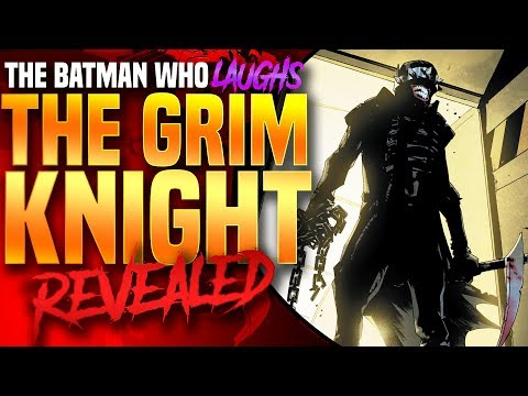 The Batman Who Laughs: Brings Hidden Help From The Dark Multiverse ( The Grim Knight )