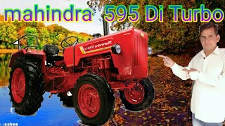 Mahindra 595 di turbo tractor price specification in india full detail 2019