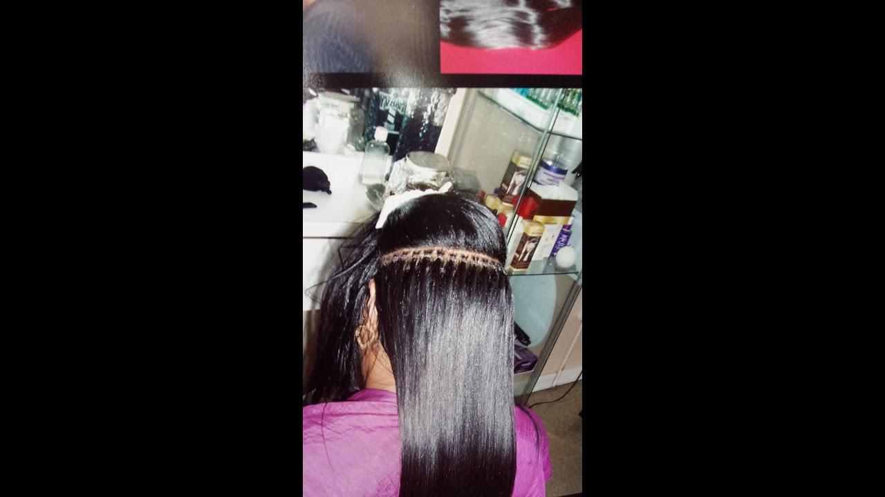 Do Micro Bead Hair Extension Damage The Hair YouTube