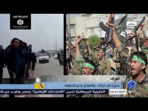 تقرير عن مجزرة ديالى العراقية