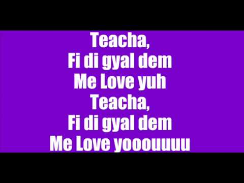 love you baby vybz kartel. Vybz Kartel - Mi Baby Raw W/