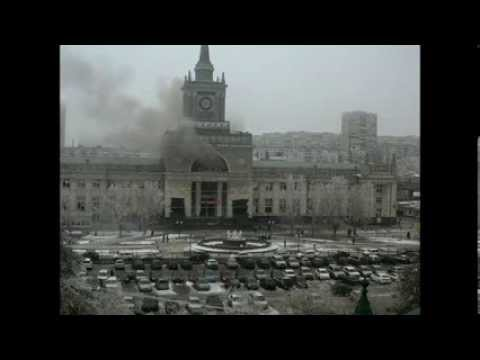 Raw Video of Volgograd Train Station Terror Bombing