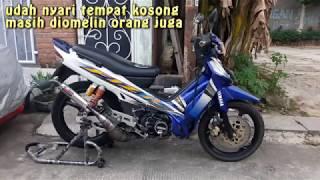 Mams Knalpot Yamaha F1ZR Indonesia part 1