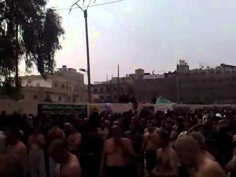 shaam 2011 talagang sangat arbyn day matam&zanjeer