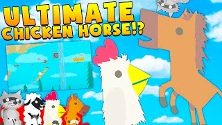 HOW TO TROLL YOUR FRIENDS - ULTIMATE CHICKEN HORSE