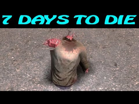 7 Days to Die ► Прикольные моменты ► Колобок  (16+)