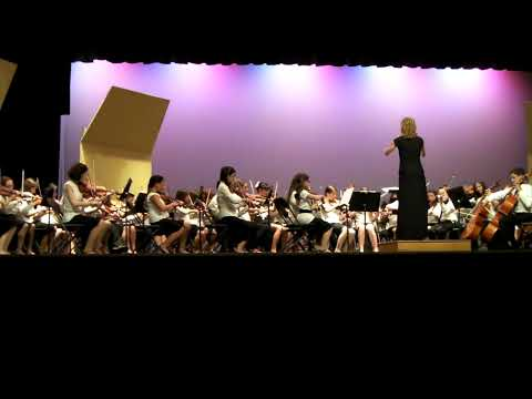 2012 EAST ISLIP MIDDLE SCHOOL 6TH GRADE SPRING ORCHESTRA CONCERT - Part 1