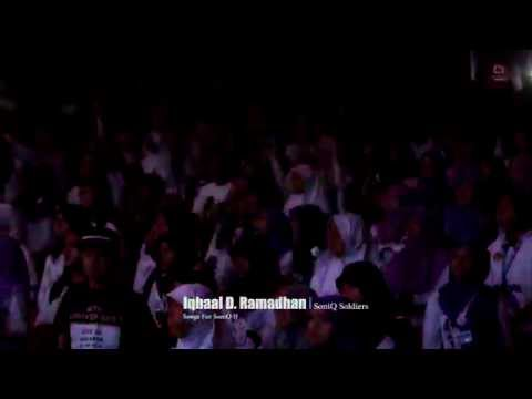 Iqbaal D. Ramadhan-SoniQ Soldiers (Live at 4thAnnivSoniQ)