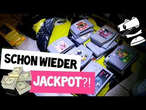 FLOHMARKT Vlog #47 izz da   MCM Rucksack für 2€ + BATZEN an NINTENDO Spiele   Deallionär