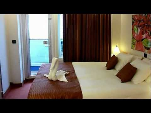 Carnival Magic Balcony Cabin 8416 Video Review - Sept. 8. 2012