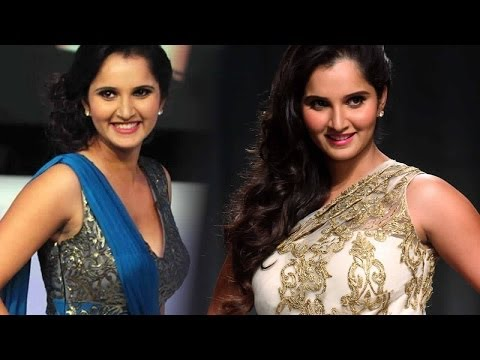 Sania Mirza Turns Showstopper