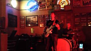 Jason LeRoy Live at Parlor City - Untitled New Song 8-7-2012