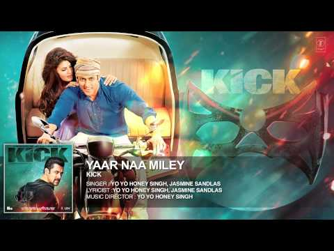Devil Song Yaar Naa Miley Full Audio | Kick | Salman Khan |...