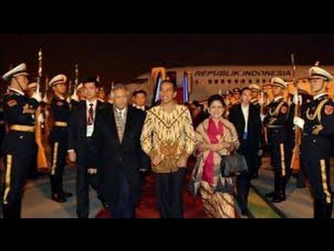 Berita 11 Oktober 2015 VIDEO Presiden Jokowi Terima Kunjungan PM Malaysia