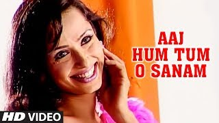 Aaj Hum Tum O Sanam (Hit Old Indian Album Song) | Wada To Toot Jata Hai [HD]