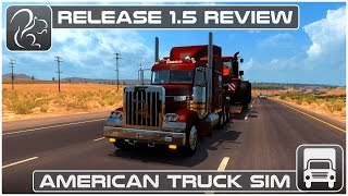 American Truck Simulator 1.5 Review