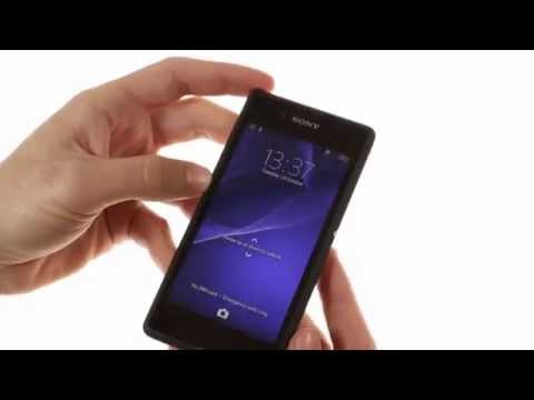 Sony Xperia E3 Video clips