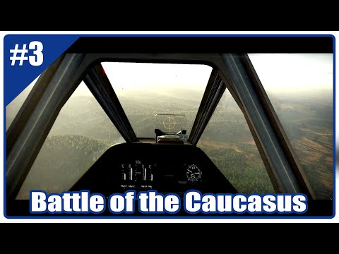 War Thunder SB - Chronicle Events #3 Battle Of The Caucasus FW190A4 #HowNotTo