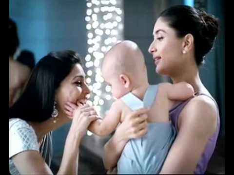 Vivel Satin Soft Soap ad - Kareena Kapoor 